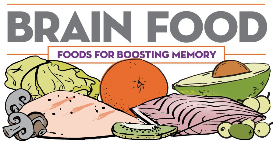 foods for boost memory