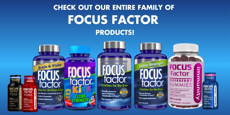 focus factor products